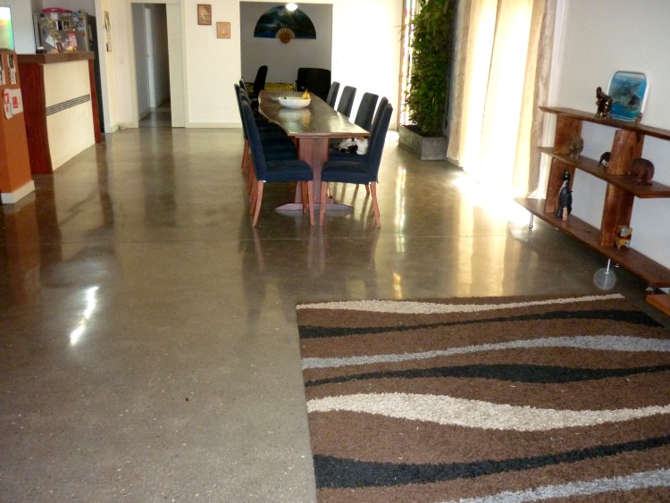 Floating Terrazzo 15mm Polished Concrete Floating Floors